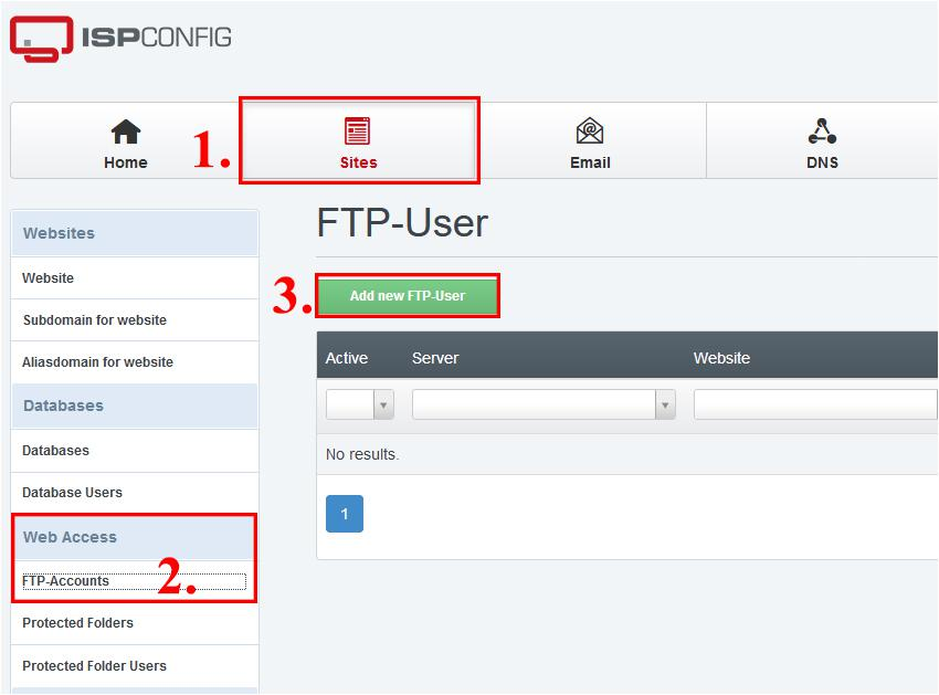 FTP račun